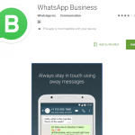 WhatsApp for small business