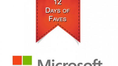 """12 days of faves 390x220 - Microsoft has rolled out its """"12 Days of Faves"""""""