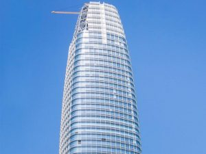 Salesforce tower - The center of innovation