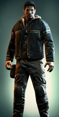 Kyle, Dead Trigger 2 character