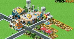 Megapolis, city building games. build your own city