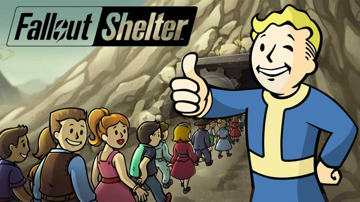 Fallout Shelter Mod Apk [Unlimited Money / Caps / Food
