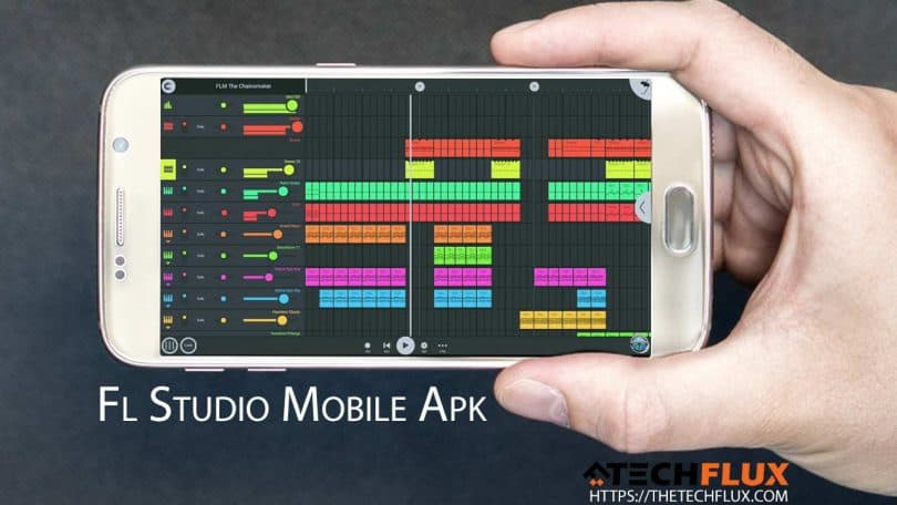 FL studio mobile apk - Create soundTracks